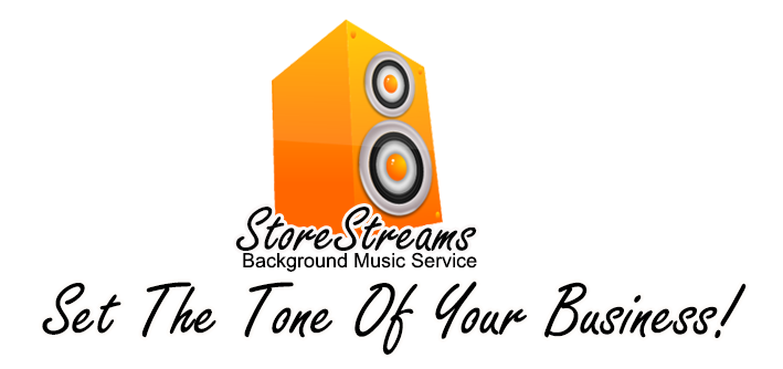 Streaming music for business service that sets the tone of your business.